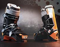 VULCAN / Ski boot