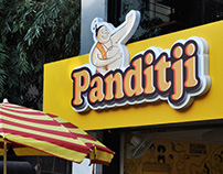 Panditji - Veg Restaurant @ FC Road, Pune