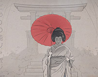 Bobson - Pure Japanese Denim - print ad