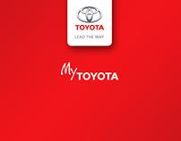 My Toyota App