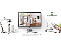 DraperyRodsDirect Web Site