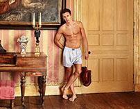 British Boxers SS15 e-comm shoot & website refresh