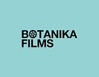 Diseño de marca BOTANIKA FILMS