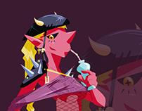 Roller Devil