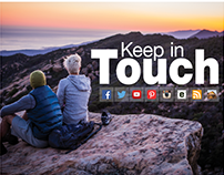 Keep In Touch (social links) - Bass Pro Shops