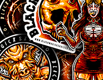 Hellboard -Blackmagicskateco.