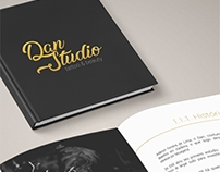 Dan Studio's Visual Identity Manual