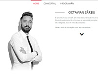 Octavian Sârbu Concept