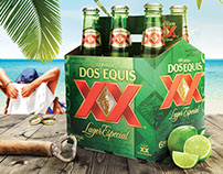 Dos Equis Beach Composition
