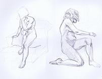 Life Drawing 2010