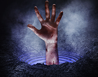 hand from beyond