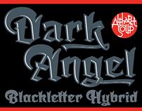 New Font Release: Dark Angel