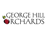 George Hill Orchards Rebrand