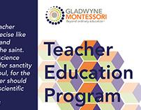 Gladwyne Montessori School (TEP brochure)