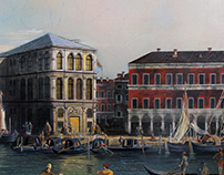 Copy from Canaletto