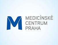 Medicínské centrum Praha - redesign loga