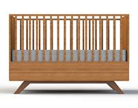 Giggle Klein Crib