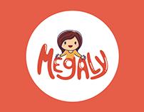 Logotipo Megaly Eventos