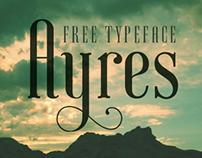 Ayres Typeface