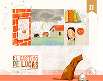 Lucas / Children Book / Illustration