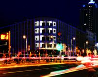 Oświetlenie fasady | Facade illumination