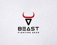 Beast Fighting Gear Logo