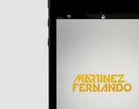 Fernando Martinez ::Brand::