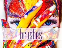 brushes & free download
