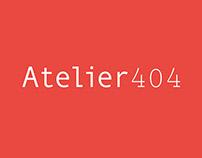 ATELIER404 BRANDING