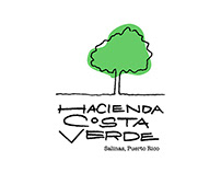 Brand Design - Hacienda Costa Verde
