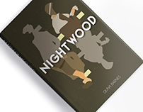 Book Cover Revamp - Nightwood