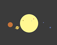 Motion Design: Planet Animation
