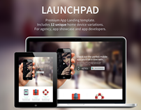 Launchpad - Premium App Launching Page