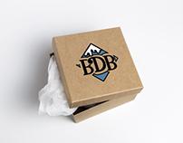 Black Diamond Bums Branding