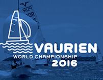 Vaurien World Championship 2016