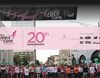 Race for the Cure Arkansas Sponsorship Book