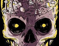 The Graveyard Skull