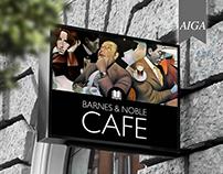Barnes & Noble Café