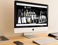 JBaker Responsive Web site