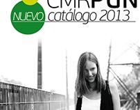 Lanzamiento catálogo CMR puntos 2013