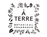 À TERRE logo for Botanical Aromatherapy Sessions
