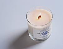 Honeymoon Candle