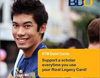 BDO Rizal Legacy