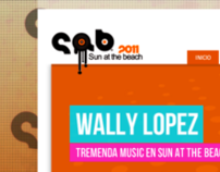SUN AT THE BEACH 2011 ft. WALLY LOPEZ