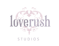 Love Rush Logo and Stationary
