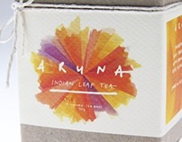 'Aruna' Tea Packaging