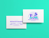 Wife & Husband ~ Branding