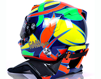 Cams Porsche Cup Arai GP6_RC