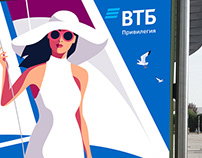 VTB illustrations for posters