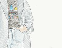 Coolhunt Sketchs